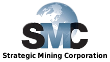 Strategic Mining SMNG logo