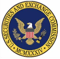 Security and Exchange Commition logo