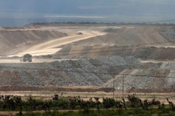 GoldCorp Penasquito Mine